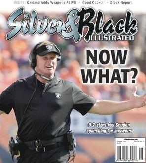Silver & Black Illustrated October 2018 Magazine