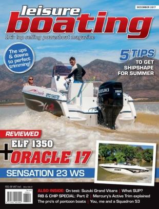 Leisure Boating Featuring Big Game Fishing December 2017 Magazine