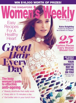 The Singapore Women's Weekly