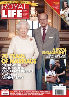 Royal Britain Presents Royal Life Issue 33 Magazine