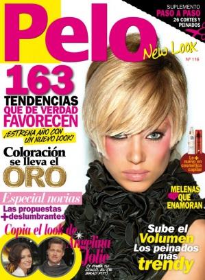 Pelo New Look Enero 2014 Magazine