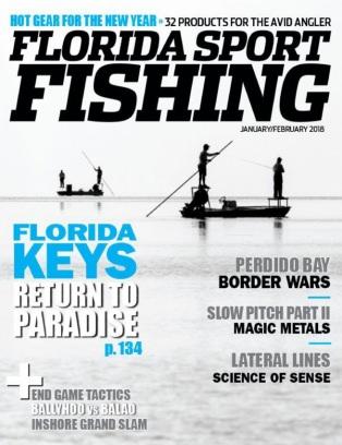 Florida Sport Fishing January/February 2018 Magazine