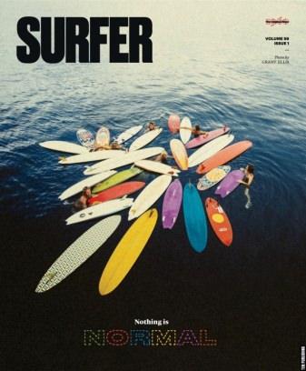 Surfer Volume 59, Issue 1 Magazine