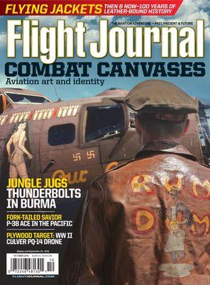 Flight Journal October 2018 Magazine