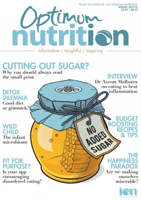 Optimum Nutrition Winter 2017/18 Magazine