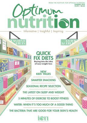 Optimum Nutrition Summer 2018 Magazine
