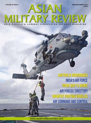 Asian Military Review February - March 2017 Magazine