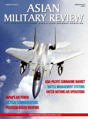 Asian Military Review June - July 2017 Magazine