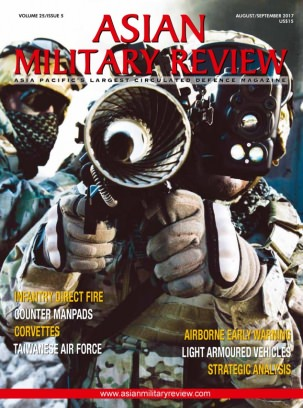 Asian Military Review August - September 2017 Magazine