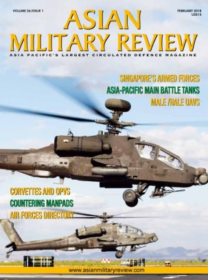Asian Military Review February 2018 Magazine