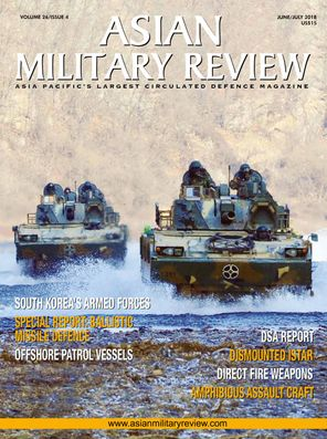 Asian Military Review June/July 2018 Magazine