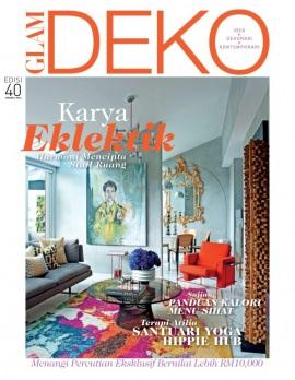 Glam deko malaysia malay magazine buy subscribe for Deko magazin