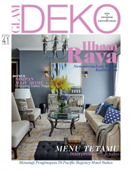 Glam Deko Malaysia Malay Magazine Buy Subscribe Download