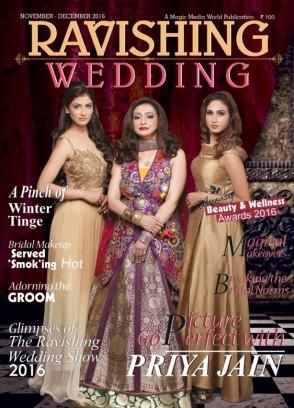 Ravishing Wedding November/December 2016 Magazine