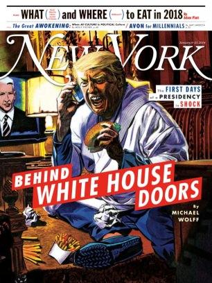 New York magazine January 8–21, 2018 Magazine