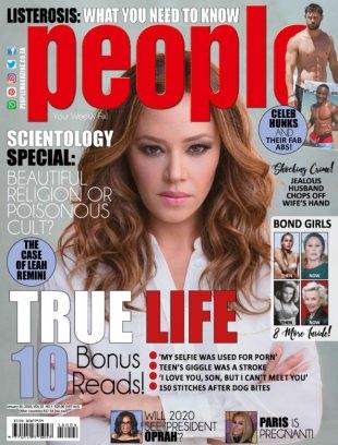 People Magazine South Africa January 26, 2018 Magazine