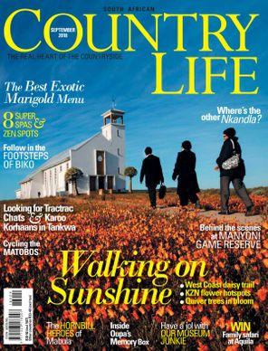 SA Country Life September 2018 Magazine