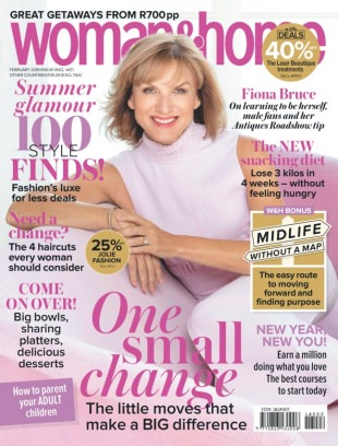 woman & home South Africa February 2018 Magazine