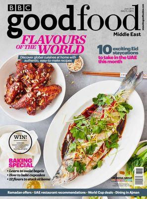 BBC Good Food ME June 2018 Magazine