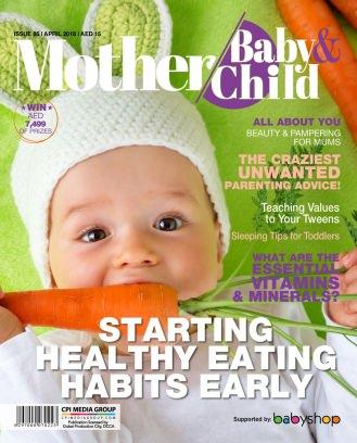 Mother, Baby & Child April 2018 Magazine