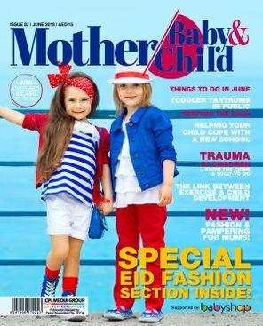 Mother, Baby & Child June 2018 Magazine