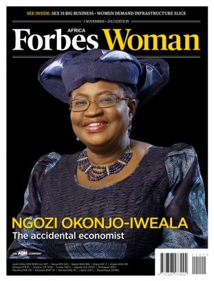 Forbes Woman Africa November 2013 Magazine