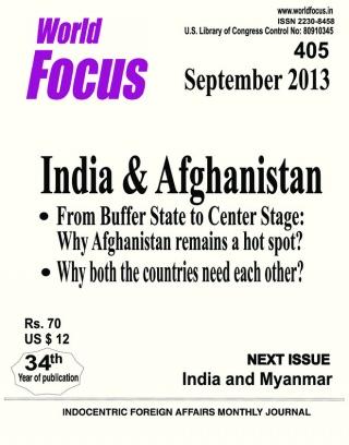 World Focus September 2013 Magazine