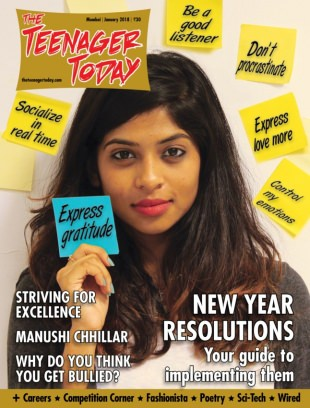 The Teenager Today January 2018 Magazine