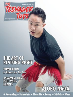 The Teenager Today July 2018 Magazine