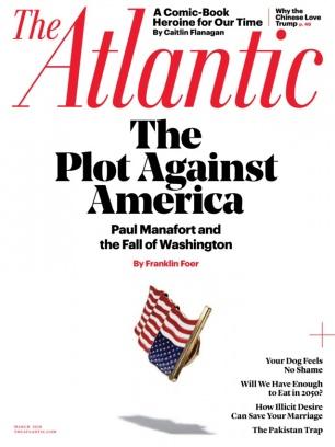 The Atlantic March 2018 Magazine