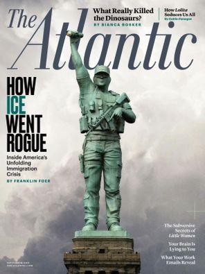 The Atlantic September 2018 Magazine