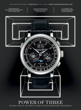 The Peak Selections: Timepieces