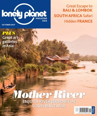 Lonely Planet Asia October 2017 Magazine
