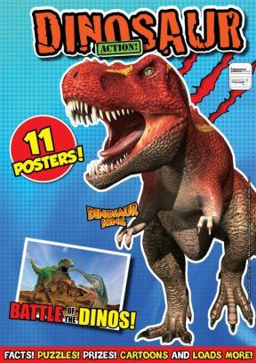 Dinosaur Action Issue 113 Magazine