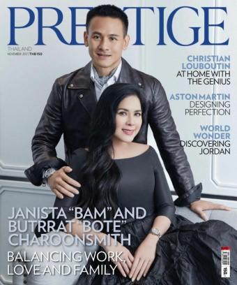 Prestige Thailand November 2017 Magazine