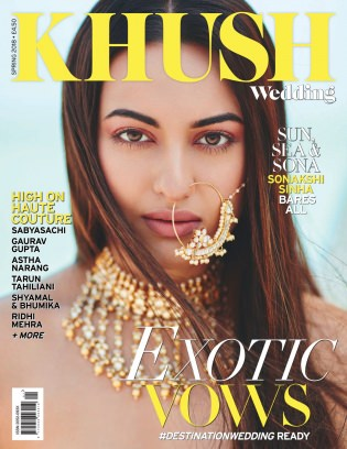 Khush Wedding Spring 2018 Magazine