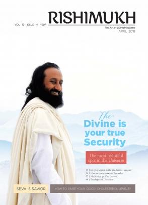 Rishimukh April 2018 Magazine