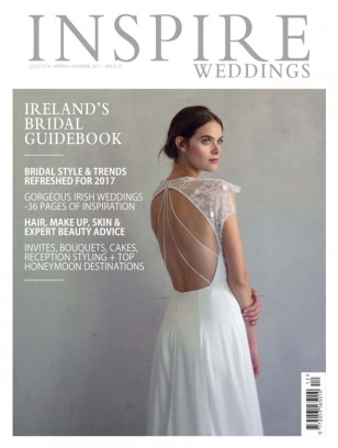 Inspire Weddings Spring/Summer 2017 Magazine