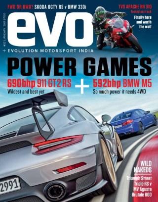 evo India January 2018 Magazine