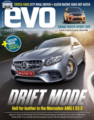 evo India May 2018 Magazine