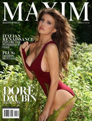 Maxim South Africa March 2018 Magazine