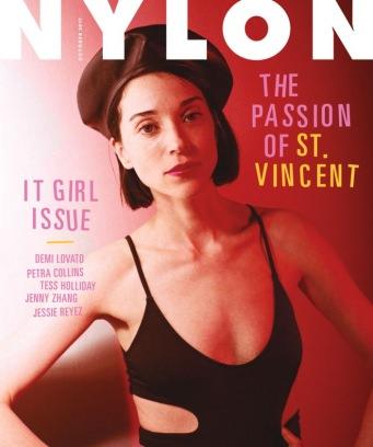 NYLON October 2017 Magazine