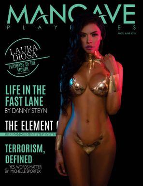 Mancave Playbabes May - June 2018 Magazine