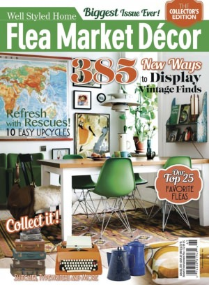 flea market d cor magazine subscription on web ipad