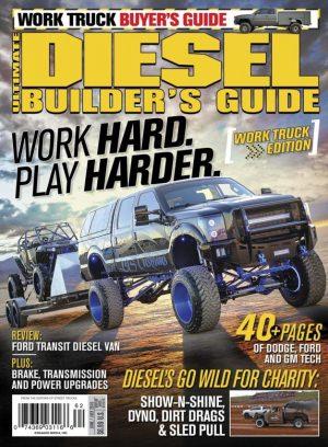 ultimate diesel builder guide magazine get your digital. Black Bedroom Furniture Sets. Home Design Ideas