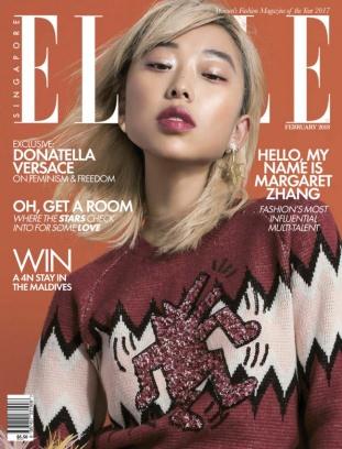 ELLE Singapore February 2018 Magazine