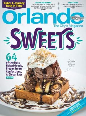 Orlando Magazine February 2016 Magazine