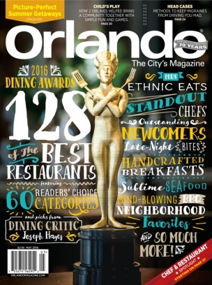 Orlando Magazine May 2016 Magazine