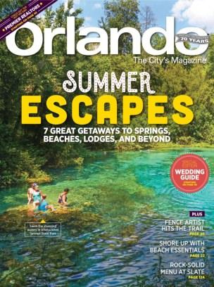 Orlando Magazine June 2016 Magazine
