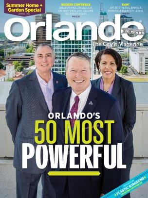Orlando Magazine July 2016 Magazine